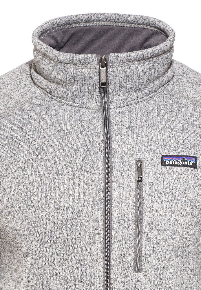 Patagonia Better Sweater - Veste Homme - gris
